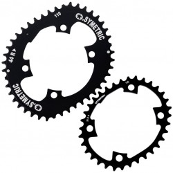 2-fach Set-Shimano-Cyclecross-4-Loch-34/36/38/44-LK Ø 110mm