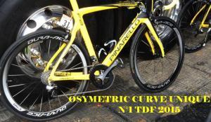 Dritter Sieg bei der Tour de France mit OSYMETRIC