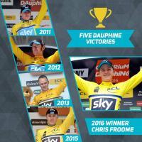 Sieg bei Criterium du Dauphine 2016