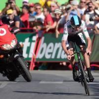 Chris Froome gewinnt Zeitfahren
