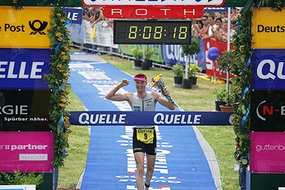 Alex Taubert - Roth 2005 - Deutscher Langdistanzmeister