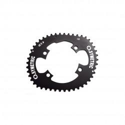 CycleCross Shimano 4-Loch - 46 Zähne - 3.5mm - Lochkreis Ø 110mm