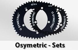 Osymetric Kettenblätter Sets